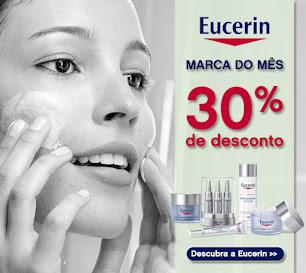 SKIN | Marca do Mês EUCERIN -30%
