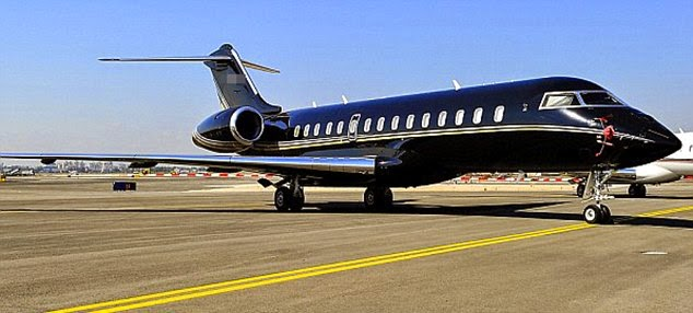 Cost of private jet