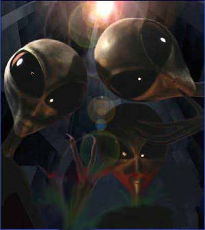 beberapa orang mengatakan tidaklah ada yang namanya neraka  Mereka    Foto Manusia Alien