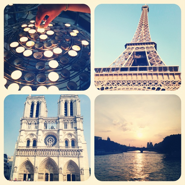 Ma Bicyclette: Adventures | A Long Weekend Paris - Eiffel Tower and River Seine