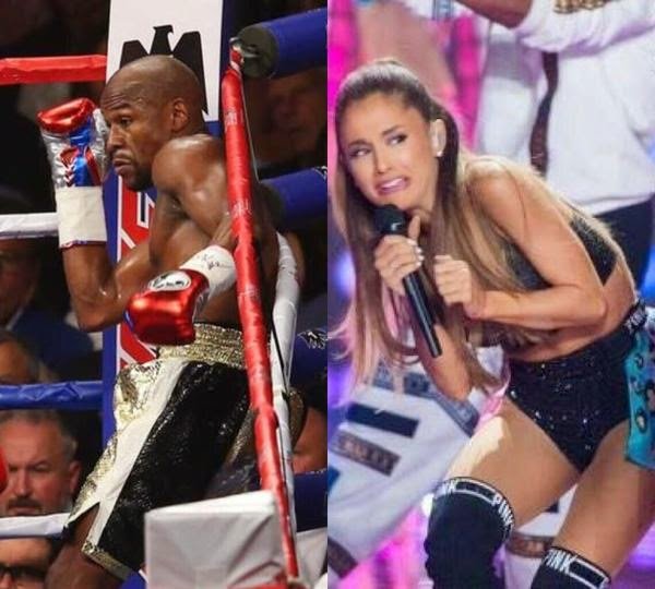 pacman mayweather funny memes
