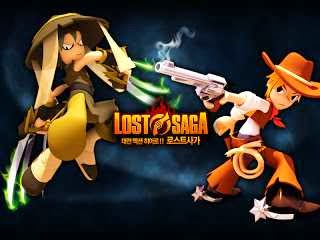 cheat lost saga terbaru 2013
