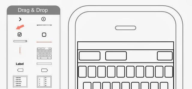iPhone Mockup Editor Screenshot