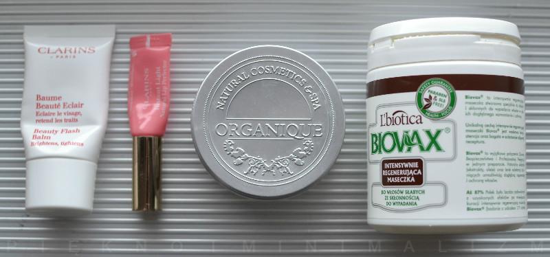 L'biotica biovax przeciw wypadaniu, Organique pianka do mycia ciała