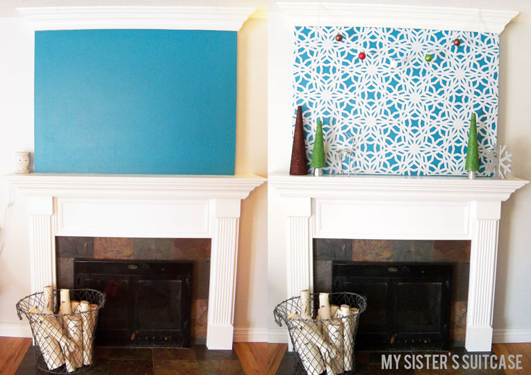 """My Sister's Suitcase: Master Bedroom: The """"Before"""" {and a glimpse"""