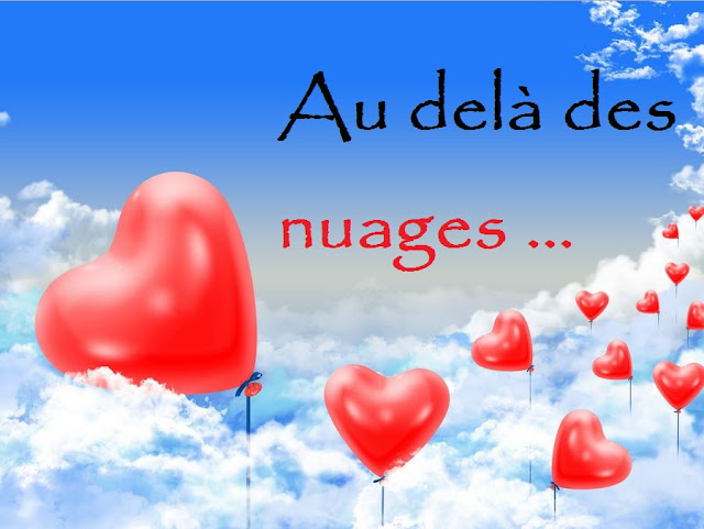 Nuages d'amour