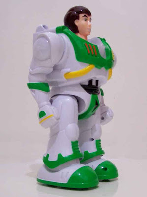 gambar : Mainan Anak Robot Orang