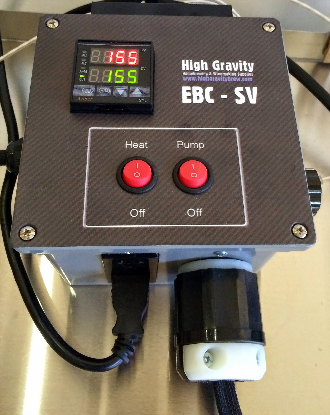 The Screwy Brewer: The Ultimate Electric Brew In A Bag Brewday #B8131B