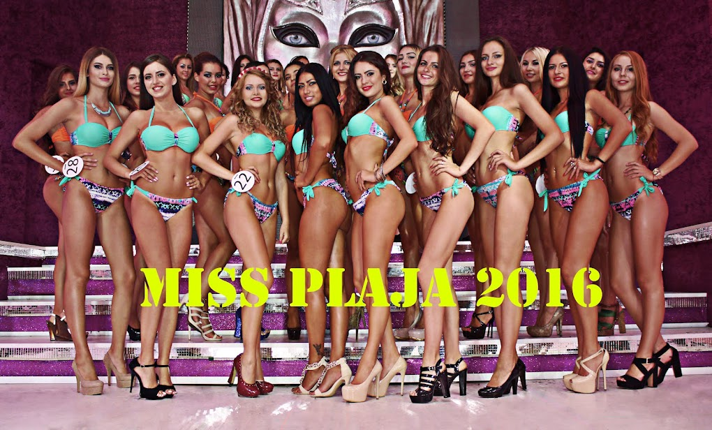 Miss Plaja 2015