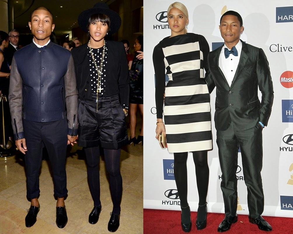 Pharrell Was Voted The Best Wife Wedding Dress