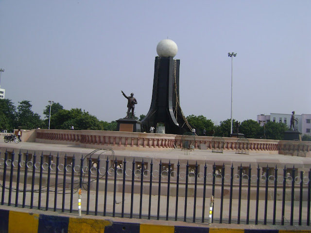 Ambedkar Park in Lucknow wallpapers