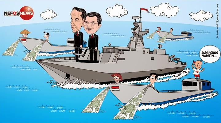 Connnie: TNI AL Negara Poros Maritim Harus Outward Looking dan Tingkatkan Diplomasi