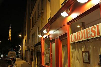 Restaurante Carmesi. blog Esteban Capdevila