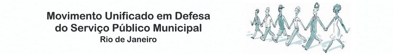 Movimento Unificado em Defesa do Serviço Público Municipal