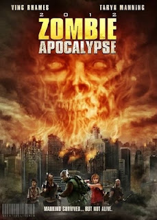 Zombie Apocalypse Movie Poster