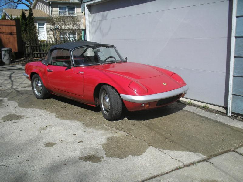 15k: Locost: 1965 Lotus Elan Series 1.5