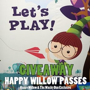 Happy Willow Passes!