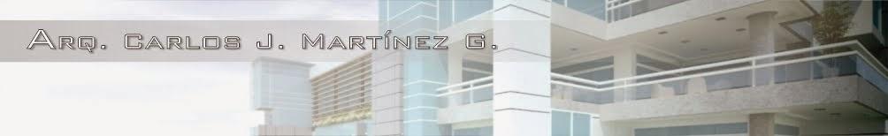 Arq Carlos J Martinez G