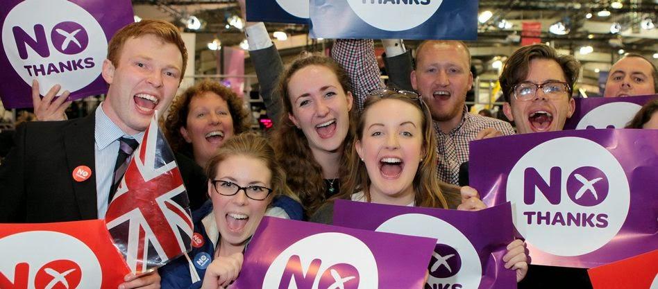 Joy Over Scotland the Brave