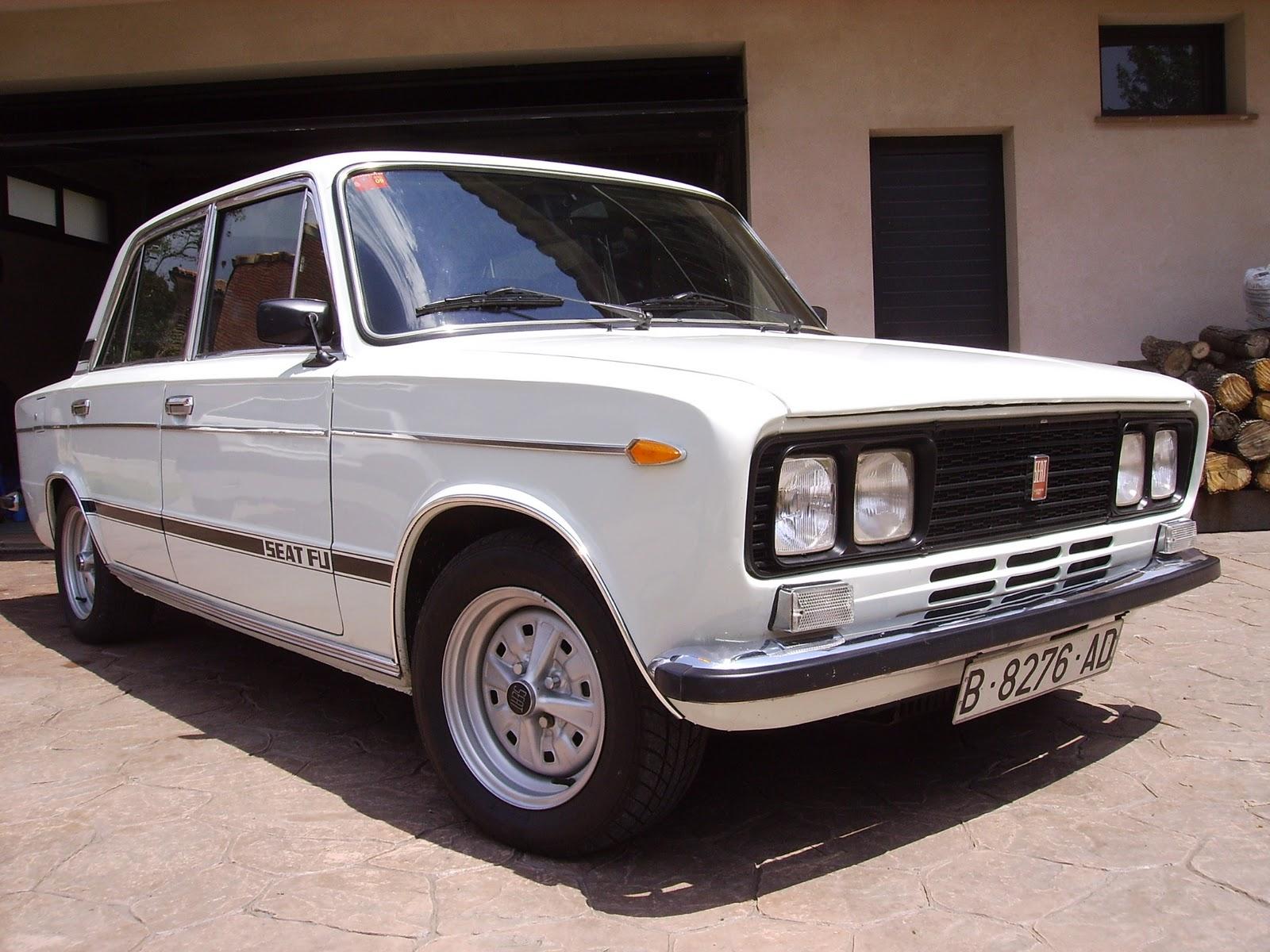 Sobrenombre motes apodos foros de debates de coches for Seat 1430 fu 1800