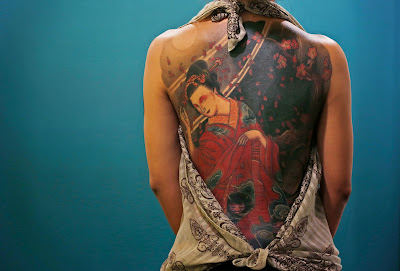 Hong Kong Tattoo Convention
