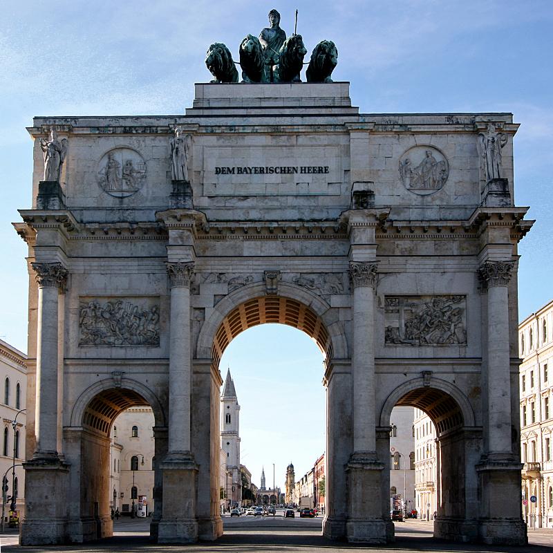 Siegestor Munich