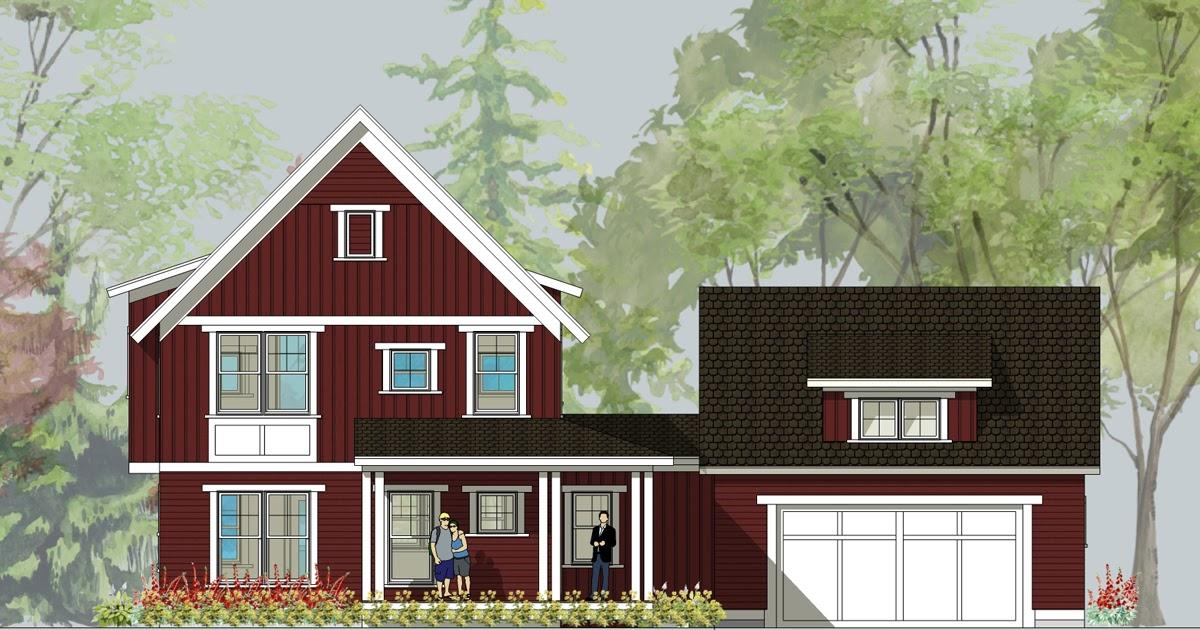 Simply elegant home designs blog red barn house on display for Simply elegant home designs