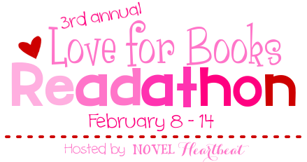 February Readathon on NOW