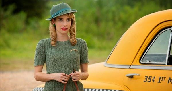 Emma Roberts en American Horror Story 4x03 y 4x04