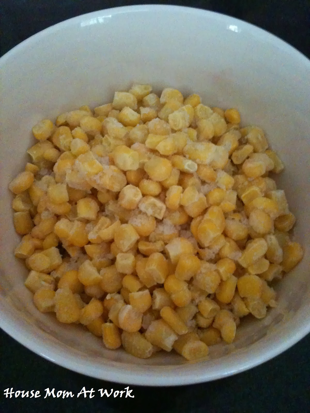 how to make sweet corn cup