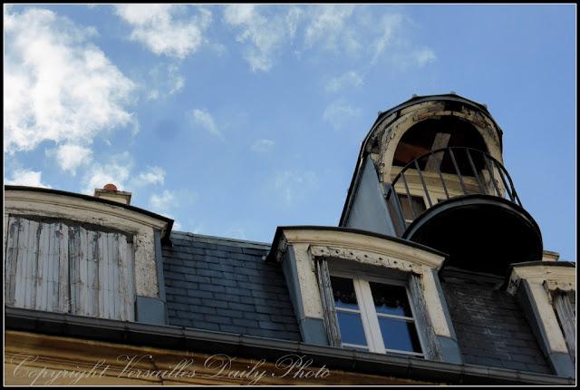 Quartier Saint-Louis Versailles