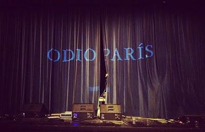 Odio París Grupo Banda