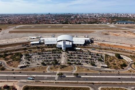 Πτήσεις από Ελλάδα προς Βραζιλία - Φορταλέζα