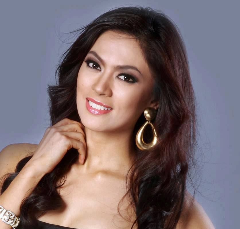 Filipinas beauty current miss universe phlippines ariella for Arienti arreda