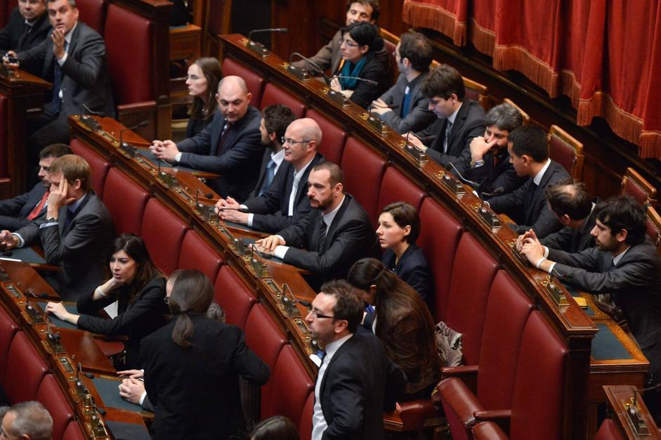 Tersite errori e incontinenze di un leader for Diretta camera deputati