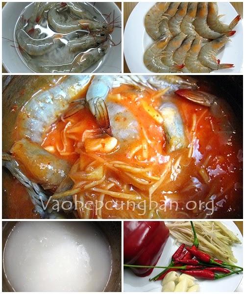 Cách làm mắm tôm chua Huế tại nhà đơn giản 1