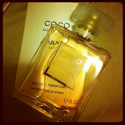Coco Chanel Perfume from Instagram