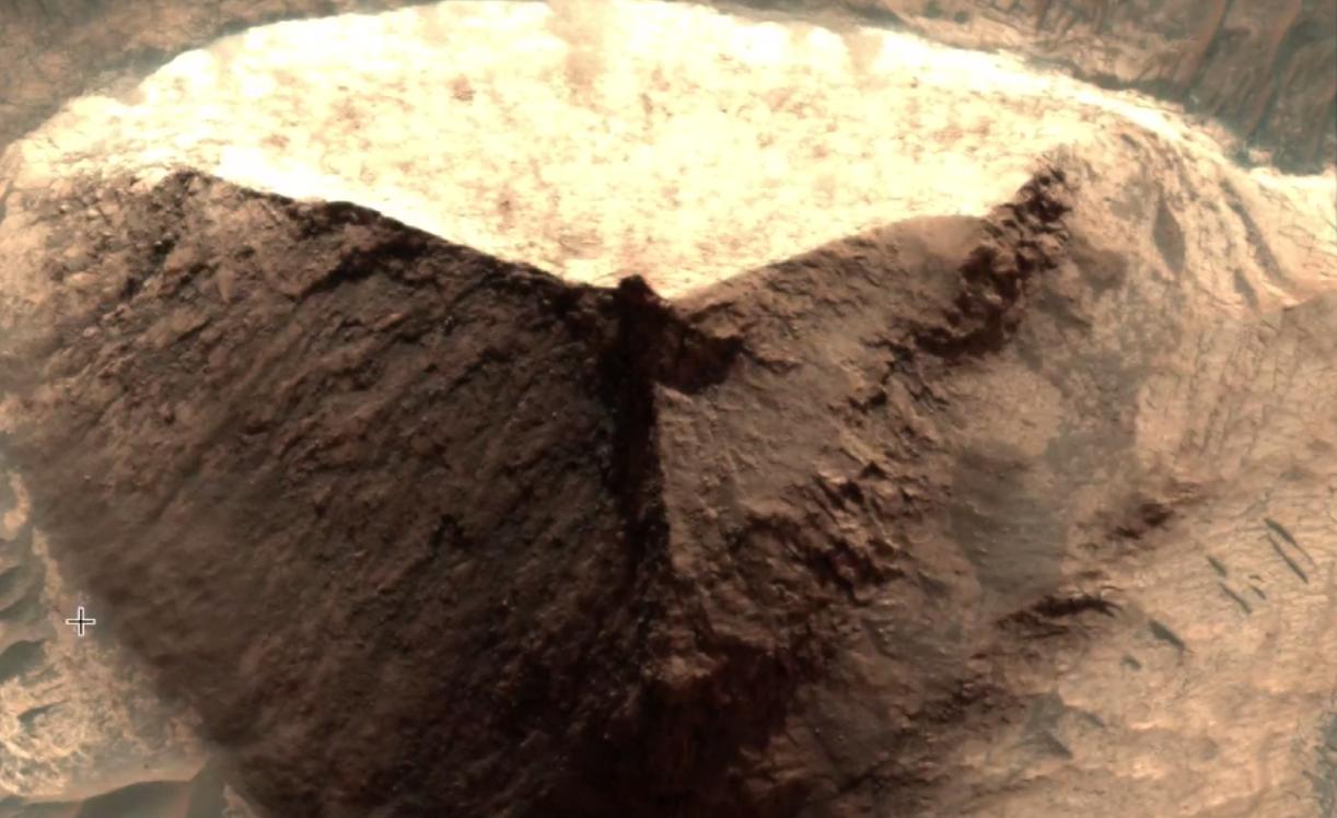 Martian Pyramid 2010