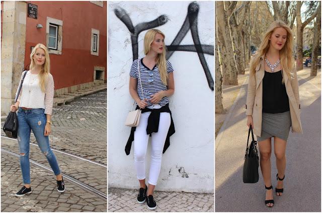 Jahresrückblick 2015 Fashion Outfits 2015 Favorite