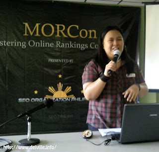 An Overview - Mastering Online Ranking Conference 2011 [MORCon] 7