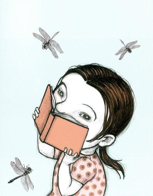 El papel, jamás será sustituido Olor+a+libros