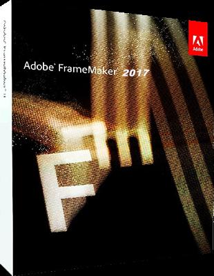 Adobe FrameMaker 2017 v14.0.2 poster box cover