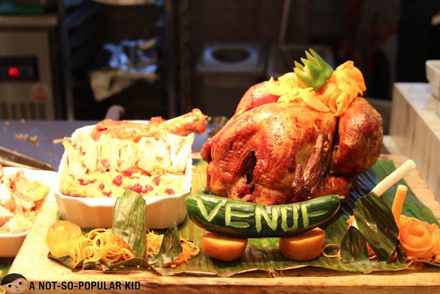 Roasted Chicken in Vikings
