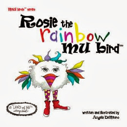 Rosie the Rainbow MU bird