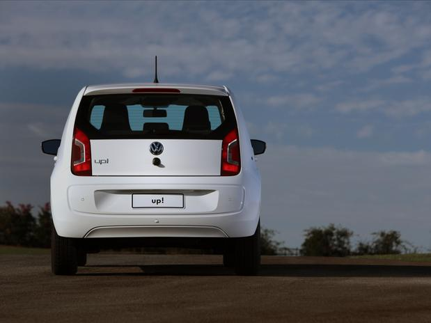 Volkswagen White-up