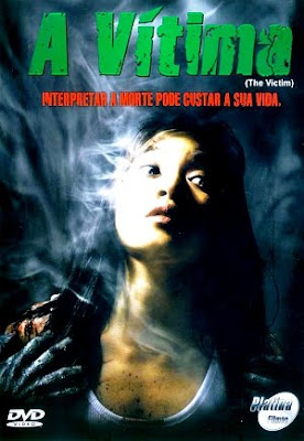Filme Poster A Vítima DVDRip XviD & RMVB Dublado