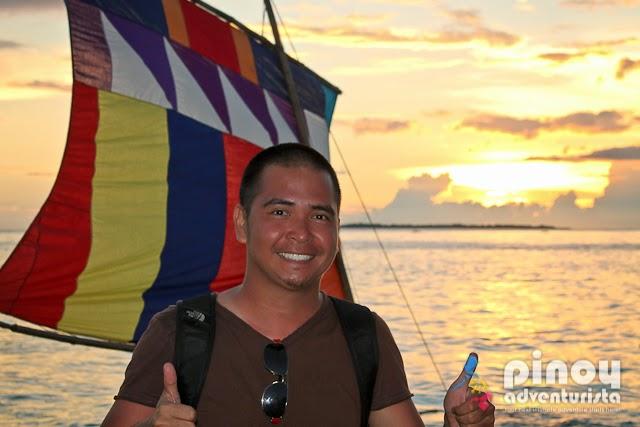 Vinta Sailing at Paseo del Mar in Zamboanga City