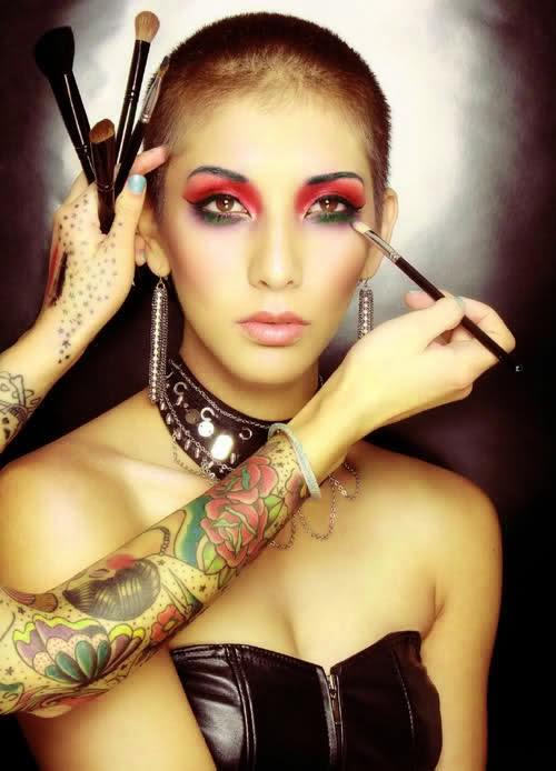 Makeup Artist different majors