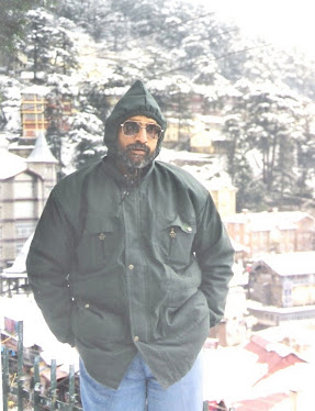 A Snowy Evening in Shimla 2005
