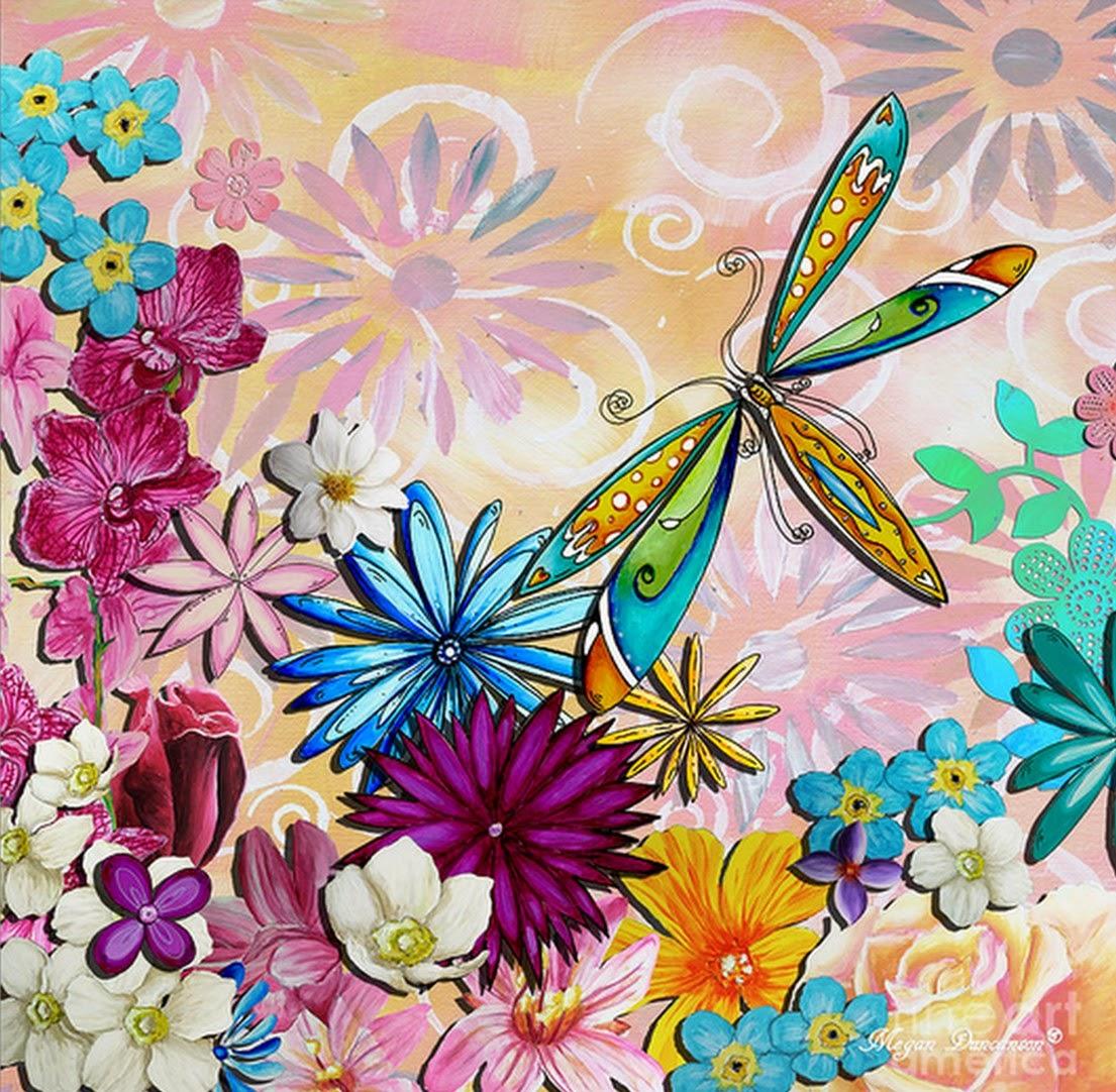 Pintura cuadros modernos con mariposas car interior design for Imagenes de cuadros modernos